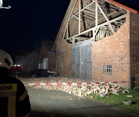 Liveblog: Feuerwehr im Kreis Northeim wegen Sturm Eberhard im Dauereinsatz