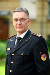 DFV-Präsident Hartmut Ziebs. Foto: Deutscher Feuerwehrverband