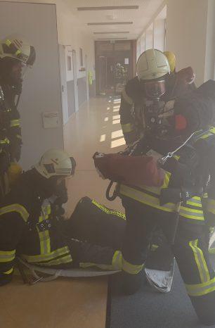 AGT-Workshop bei der Feuerwehr Bad Gandersheim