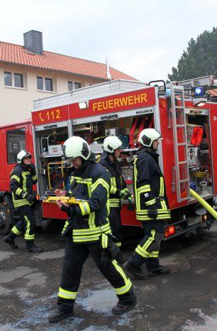 Sirenenalarm in Edesheim: Übung in Jugendraum