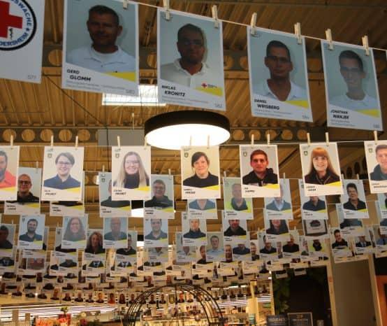 Zwischenbilanz: Starke Nachfrage bei Stickerstars-Aktion in Bad Gandersheim