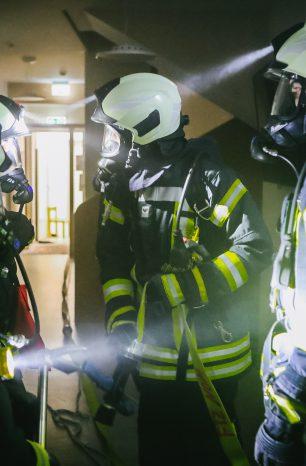 Übung am Wieter: Rettungskräfte proben Ernstfall bei den Johannitern