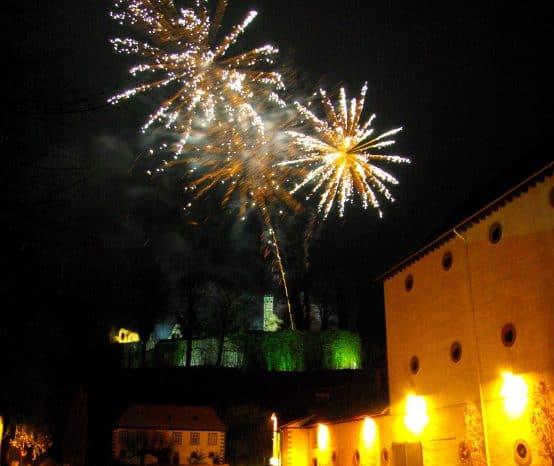 Feuerwerk an Silvester: So geht's sicher