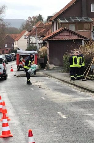 Ruhiges Weihnachtsfest für Feuerwehren im Kreis Northeim