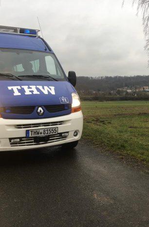 Dieselspur fordert THW und Feuerwehr in Kreiensen