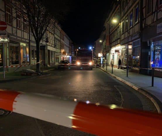 Orkantief Sabine: Feuerwehren im Kreis Northeim im Einsatz