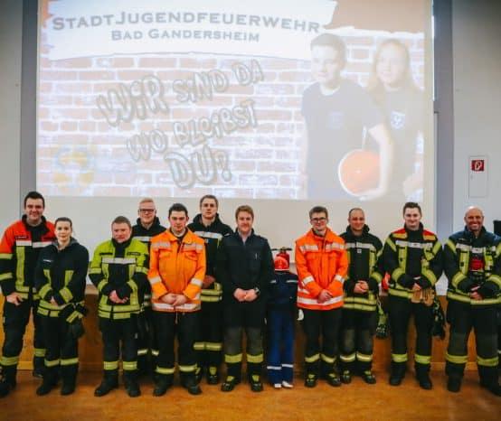 Dort sein, wo die Jugend ist: So wirbt die Stadtjugendfeuerwehr Bad Gandersheim um Mitglieder