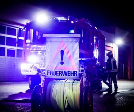 Wenn Retter Hilfe brauchen: Feuerwehr erklärt in 112 Sekunden