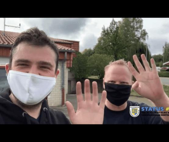 Mehr als nur Fitness: Status2 zu Gast beim Challenge-Team der Feuerwehr Hardegsen