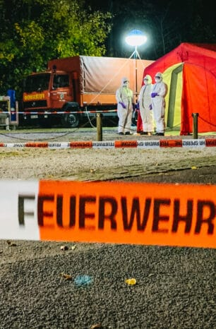 Erneut Corona-Massentest in Bad Gandersheim