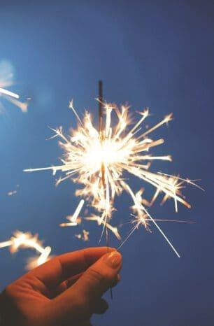 2021: So lief die Neujahrsnacht für die Feuerwehren im Kreis Northeim